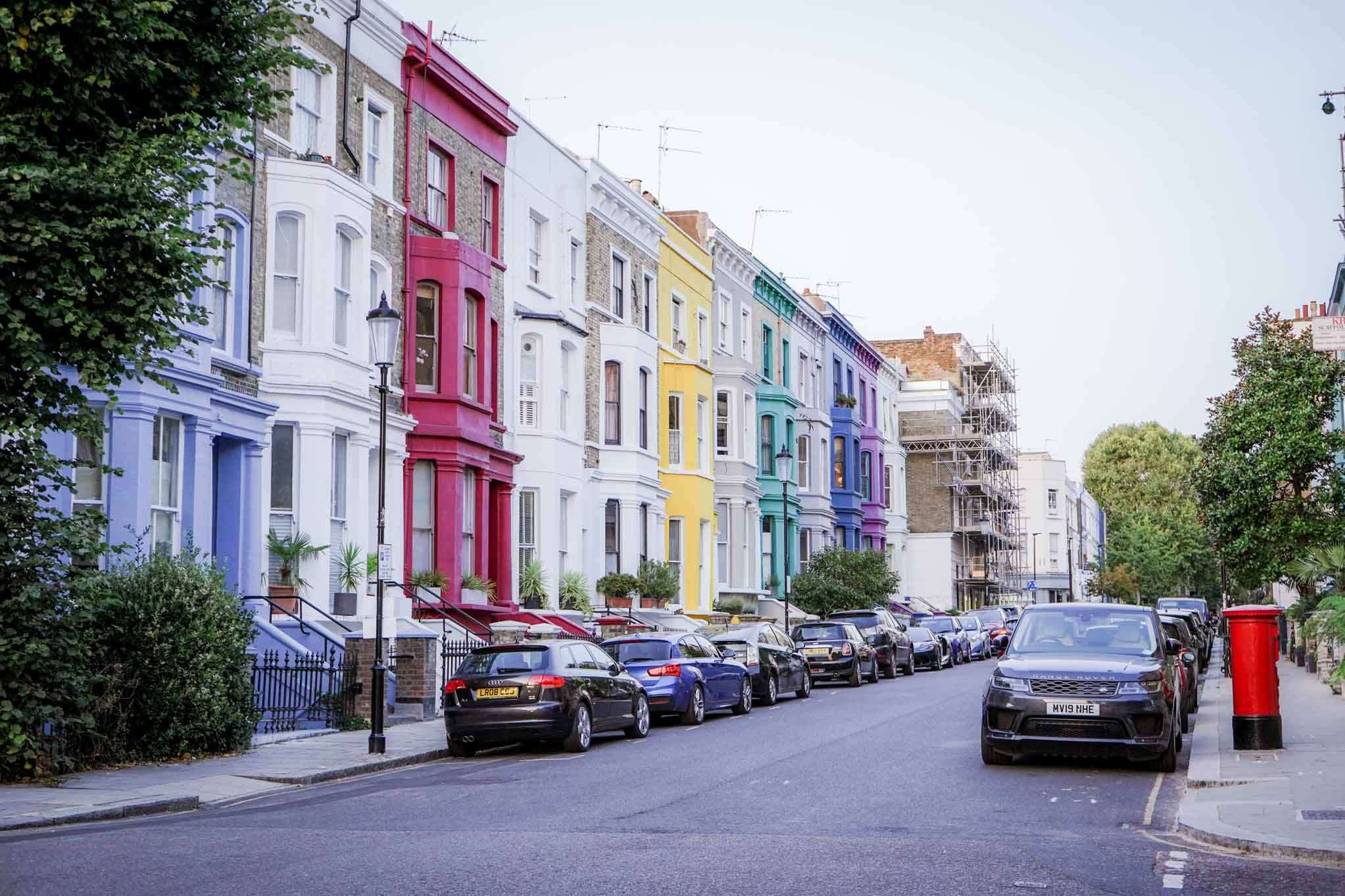 notting hill places to see