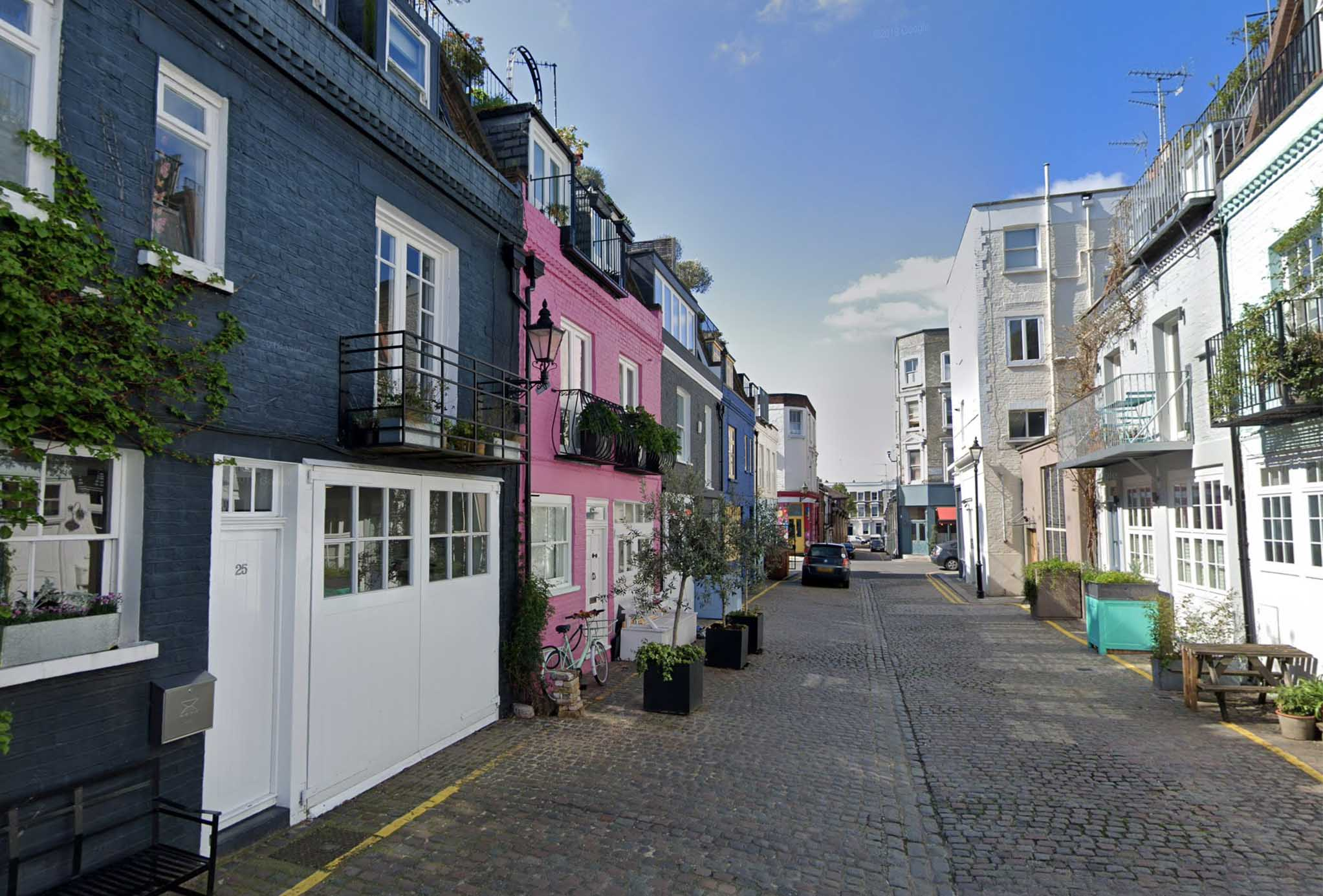 notting hill places to go
