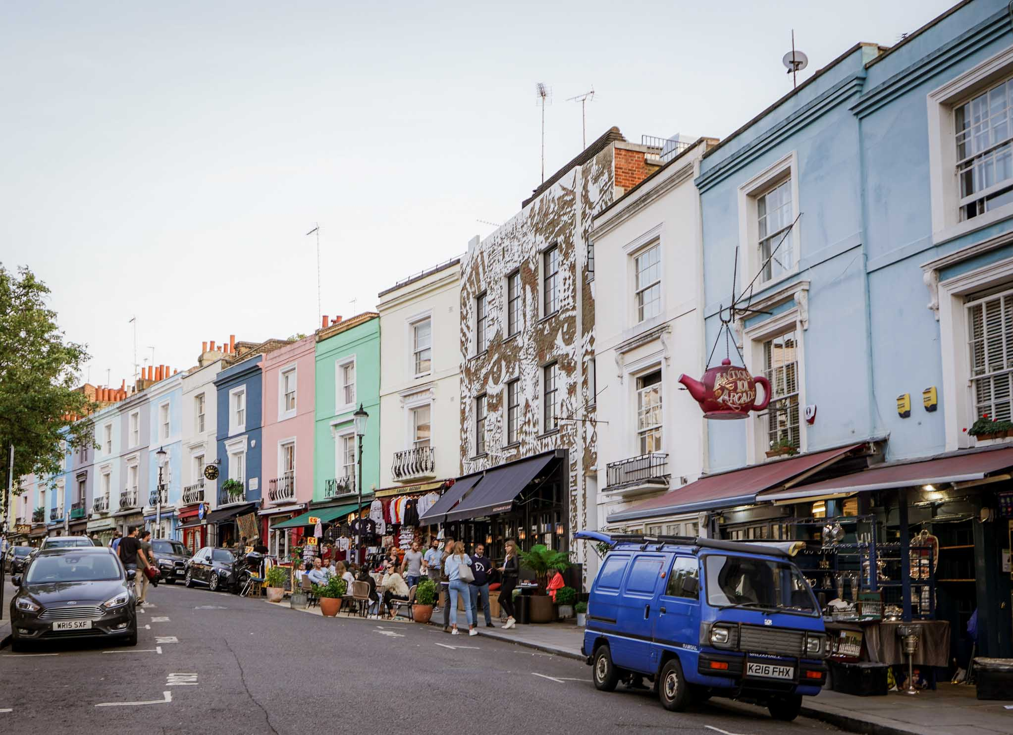 notting hill attractions