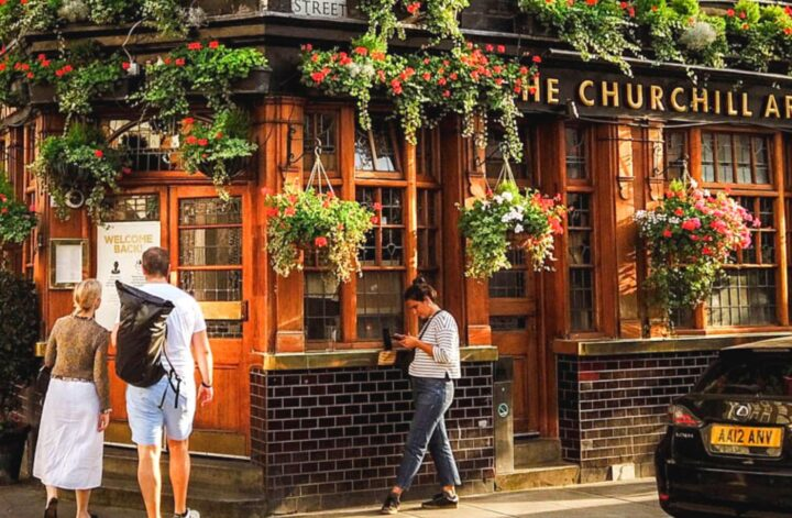The Best Pubs In Kensington