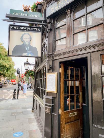 Chelsea Potter Pub