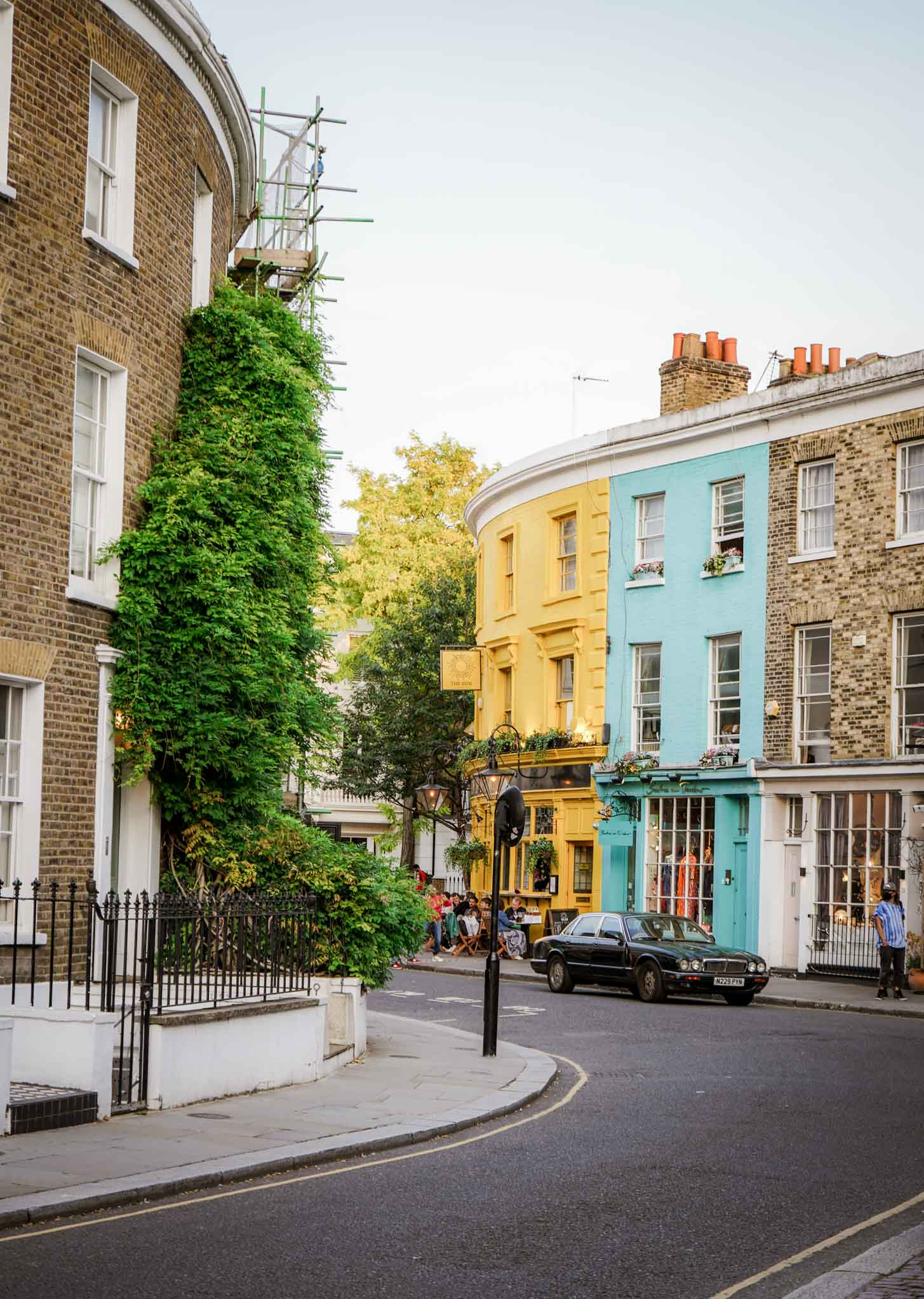things to do around notting hill
