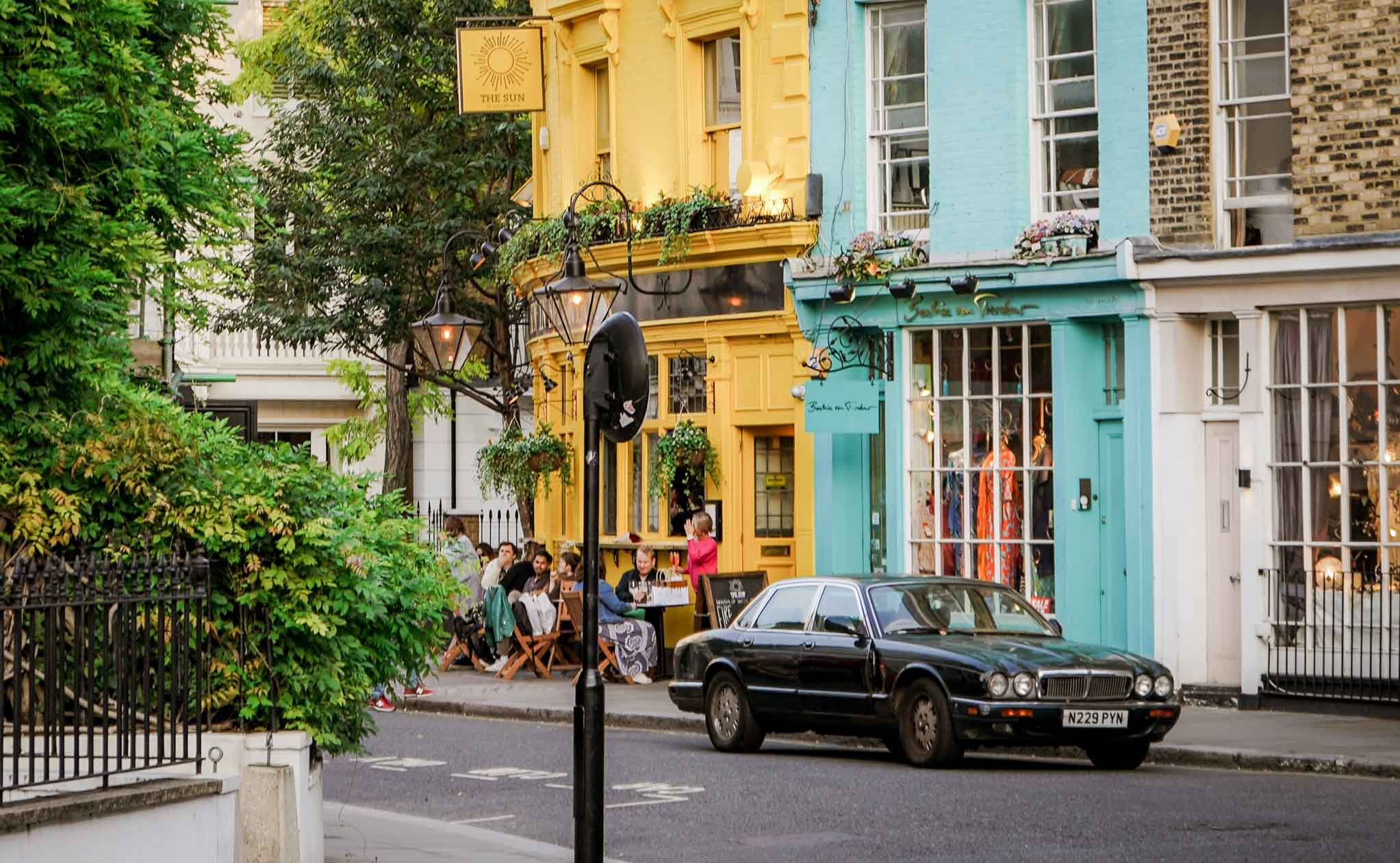 places to visit in notting hill