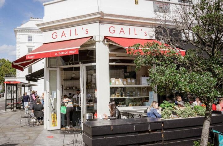 Best Bakery In Notting Hill