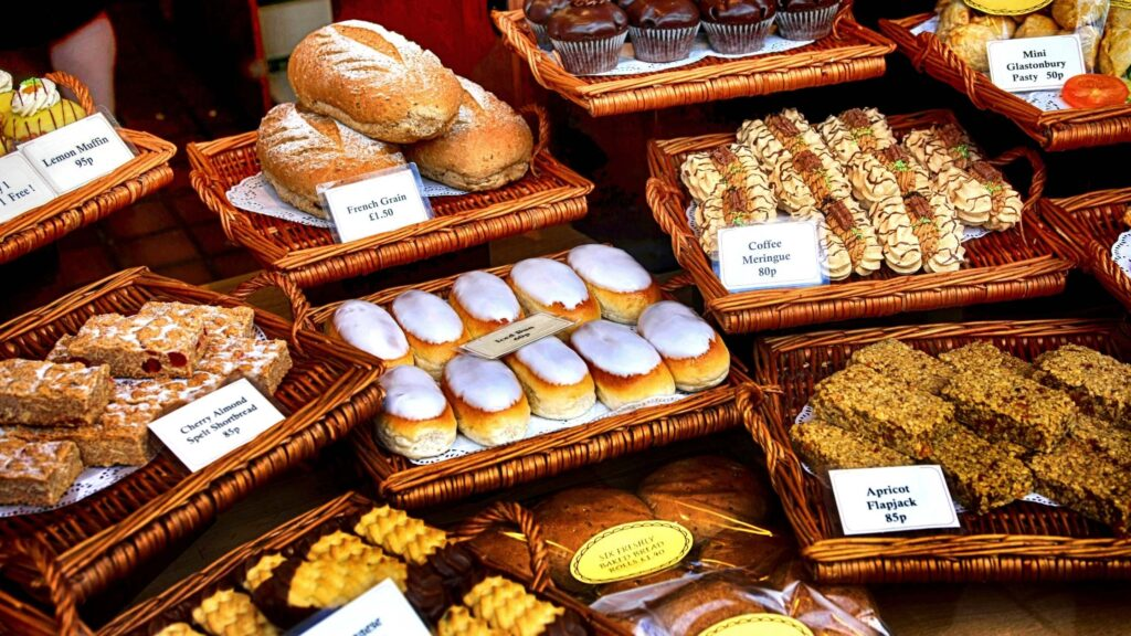 Best Bakeries In Notting Hill