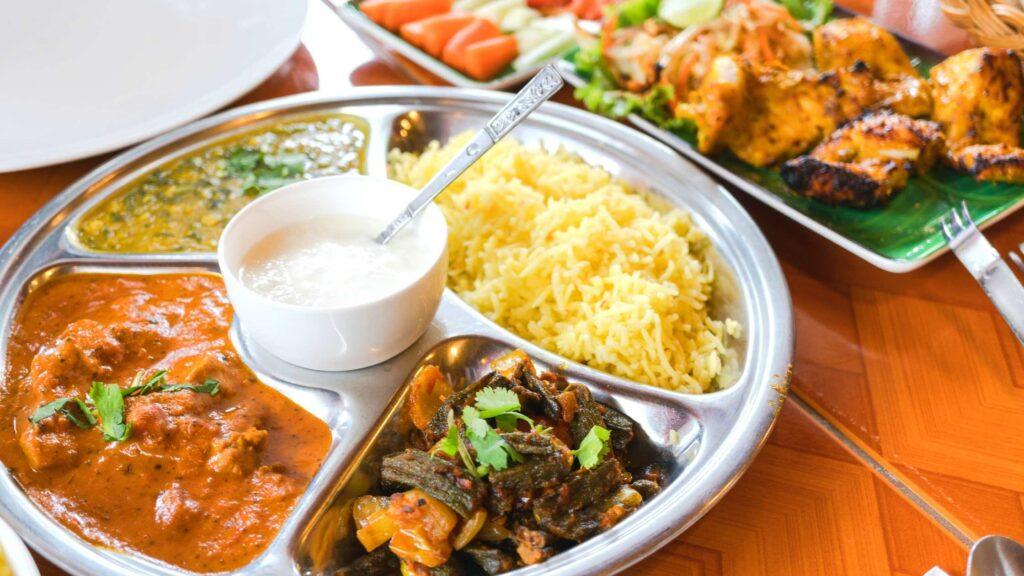 Indian Restaurants In Kensington