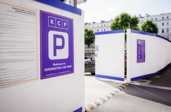 Best Car Parks In Kensington And Chelsea