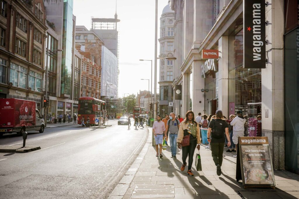 Guide To Shopping in Kensington London