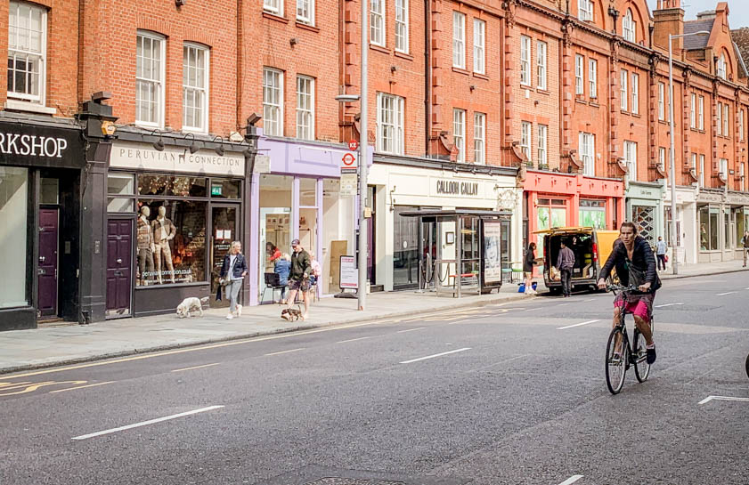 Cool Furniture Shops In Kings Road