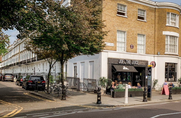 9 Cool King's Road Cafes To Check Out