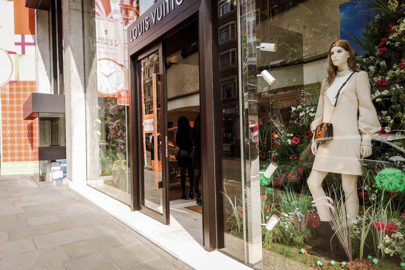 Shops In Sloane Street