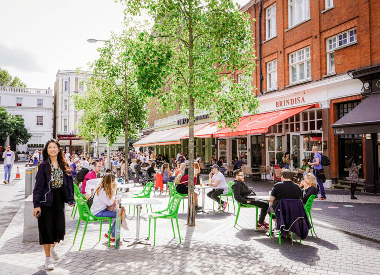 Best Cafes In South Kensington To Check Out