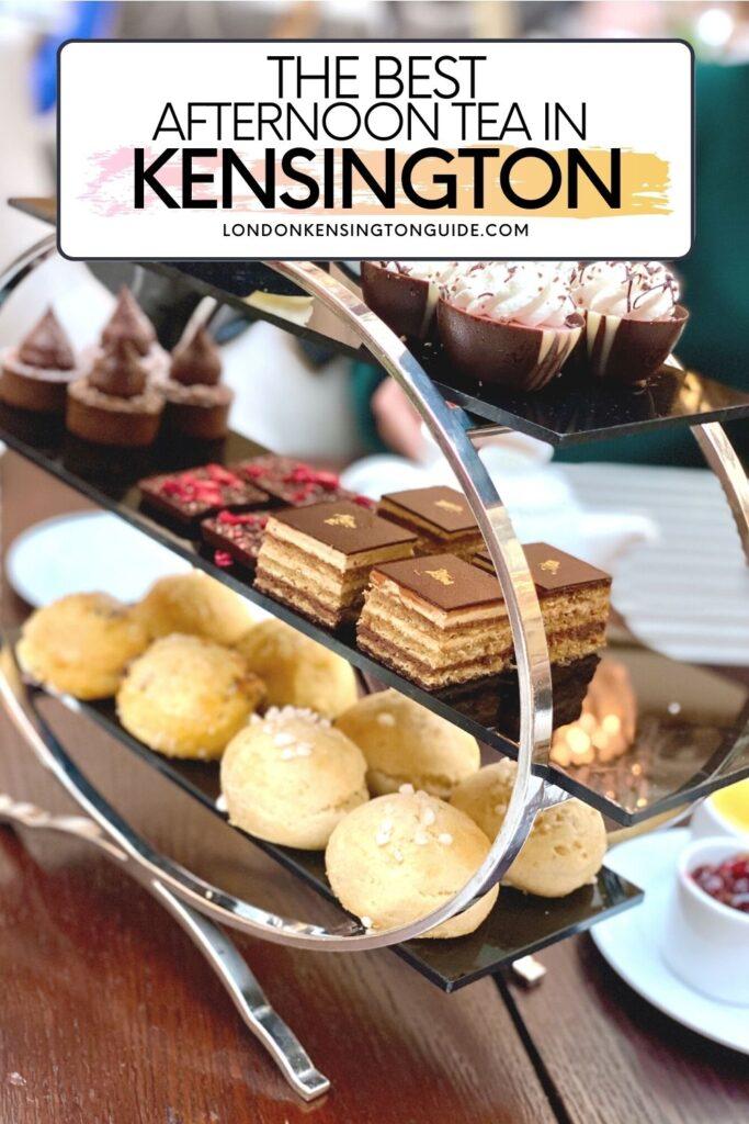 Best Afternoon Tea In Kensington