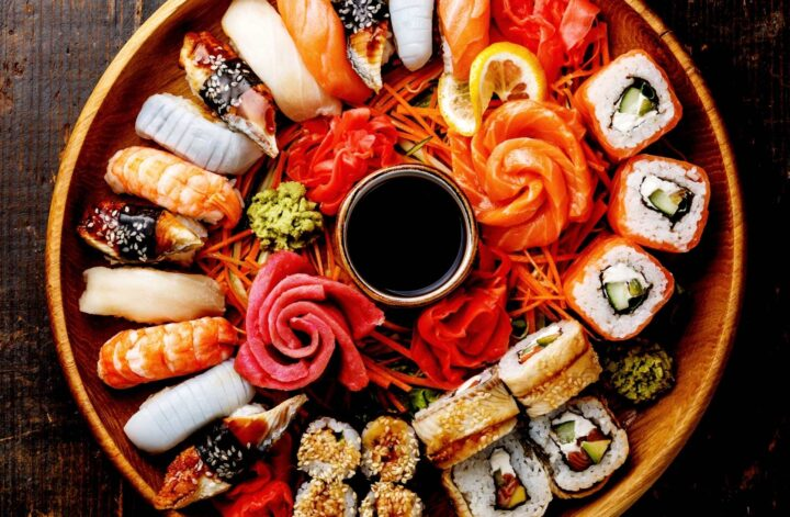 Best Spots For Sushi In Notting Hill & Kensington