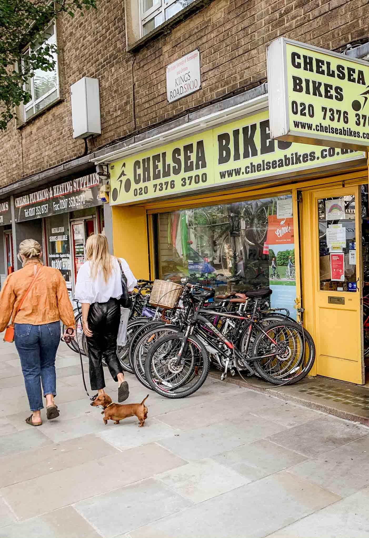 Bike Shops In Kensington