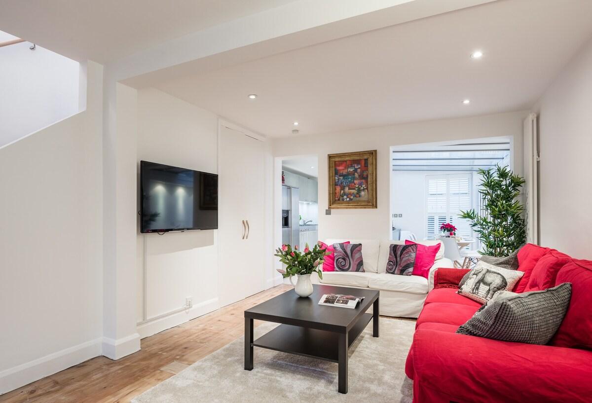 Best Airbnbs In London's Kensington