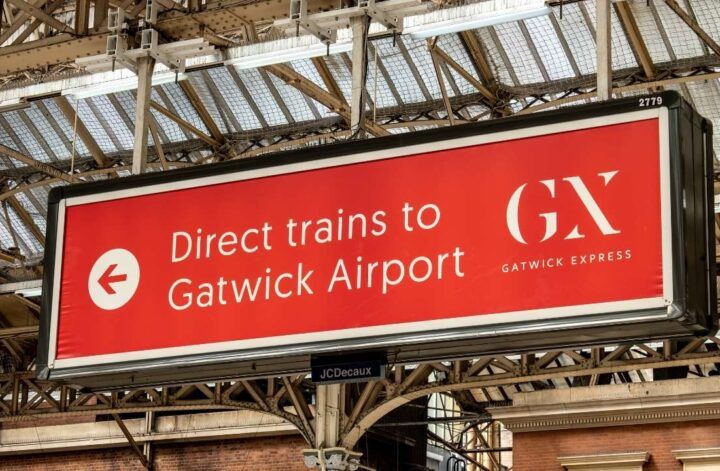 How To Get From Gatwick Airport to Knightsbridge