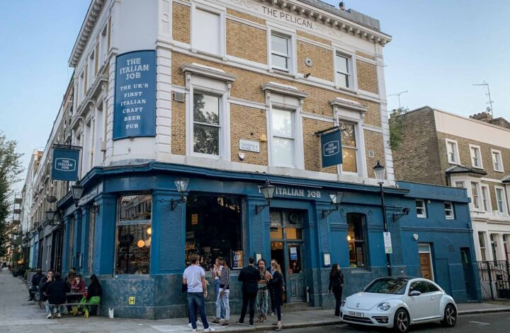 Best Pubs In Notting Hill