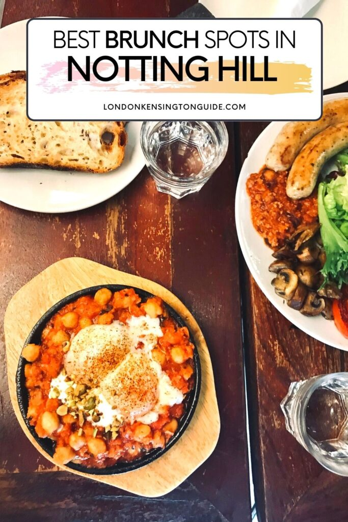Best Breakfast & Brunch Spots in Notting Hill
