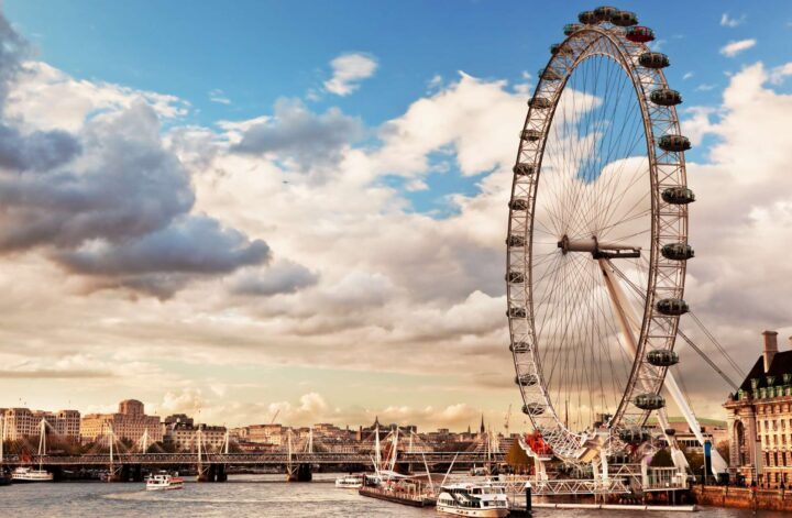 Best Captions And Quotes About London Eye For Instagram