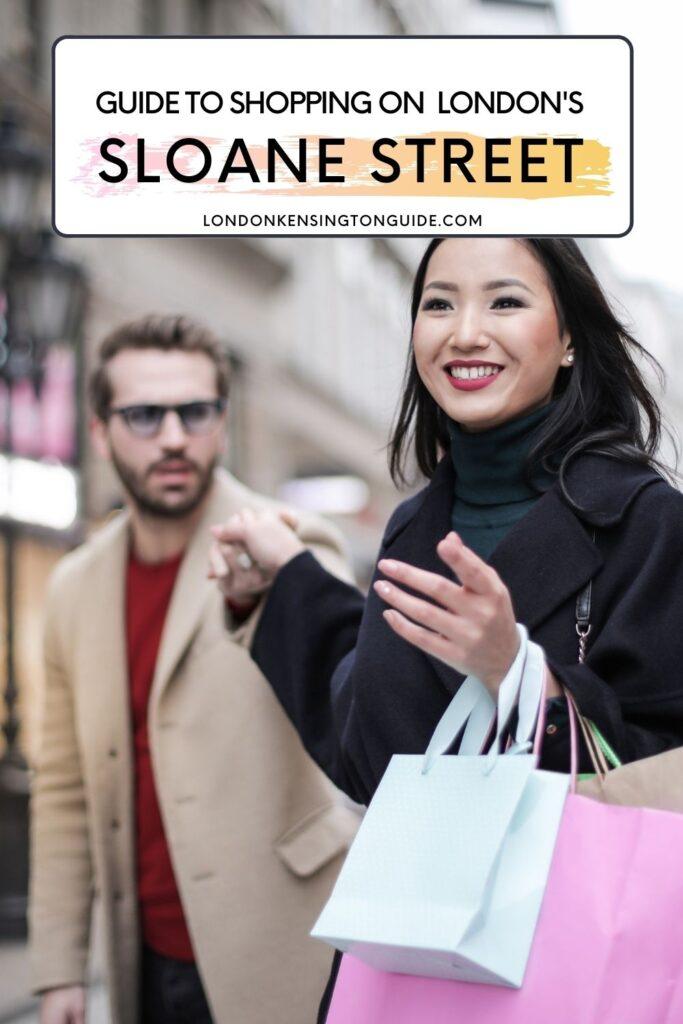 Shops In Sloane Street - Sloane Street Shops