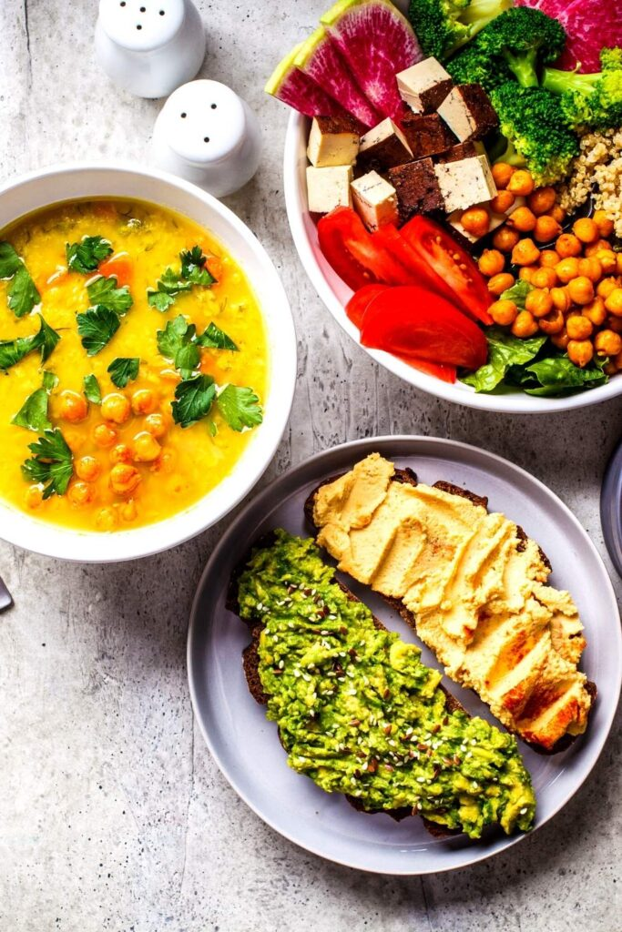 8 Cool Vegan & Vegetarian Restaurants In Kensington Even Meat Lovers Will Love!